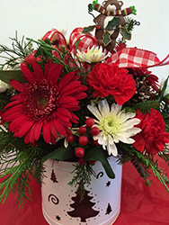 Country Christmas from Roses and More Florist in Dallas, TX