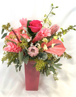 Love & Romance from Roses and More Florist in Dallas, TX