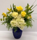 Buttercup from Roses and More Florist in Dallas, TX