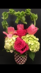 Flirty from Roses and More Florist in Dallas, TX