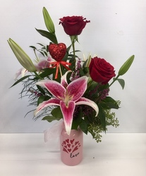 Love Struck from Roses and More Florist in Dallas, TX
