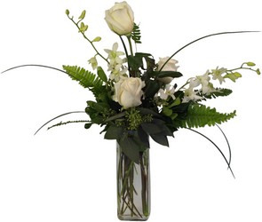 Pure Elegance from Roses and More Florist in Dallas, TX