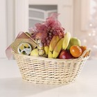 Fruit & Gourmet Basket from Roses and More Florist in Dallas, TX