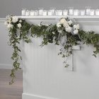 Touch of Love Alter Garland from Roses and More Florist in Dallas, TX