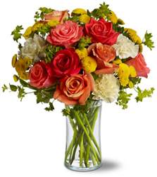 Citrus Kissed from Roses and More Florist in Dallas, TX