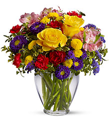 Brighten Your Day from Roses and More Florist in Dallas, TX