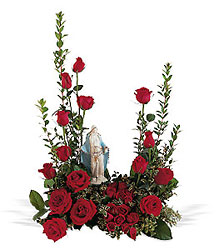 Our Lady of Grace from Roses and More Florist in Dallas, TX